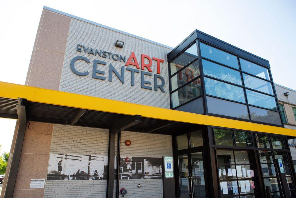 Mural Evanston Art Center